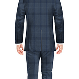 Bethnal Blue Suit