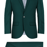 Hendon Green Suit