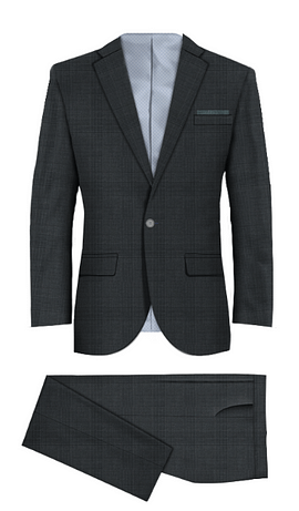 Anerley Gray Suit