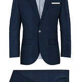 Herndon Blue Suit
