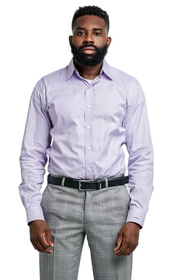 Light Purple Shirt
