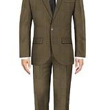 Homerton Brown Suit