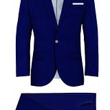 Barnet Blue Suit