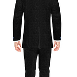 Haggerston Black Suit