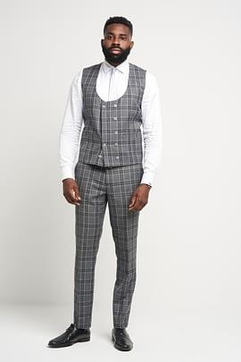 Fulham Gray Vest