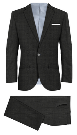 Dalston Gray Suit